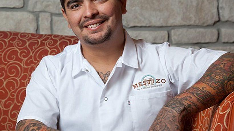Aarón Sánchez
