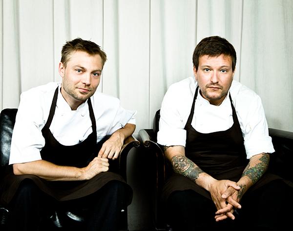 Erik Anderson & Josh Habiger