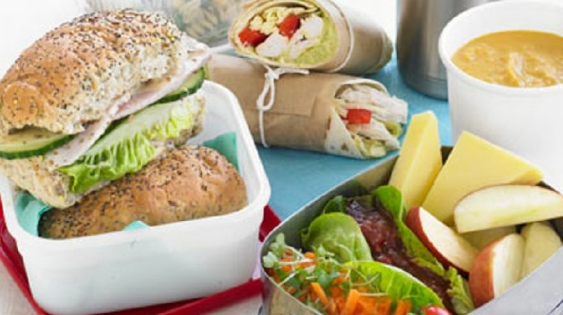 Healthy School Lunch Ideas for Teens