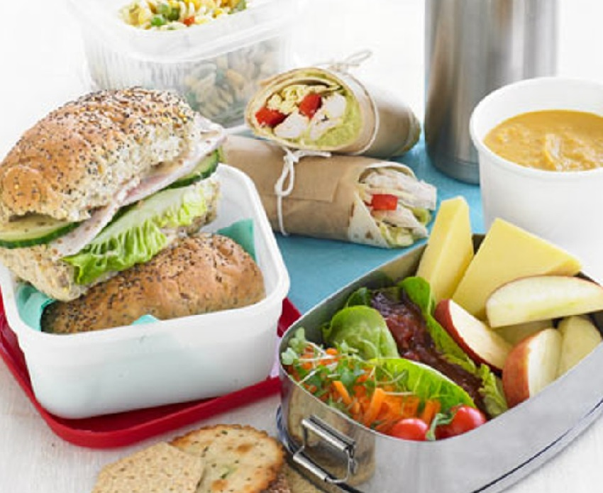 School Lunch Ideas for Teens